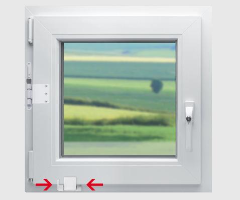 Anwendungsdarstellung Fenster Safeline