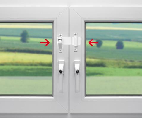 Anwendungsdarstellung Fenstersicherung FSA2